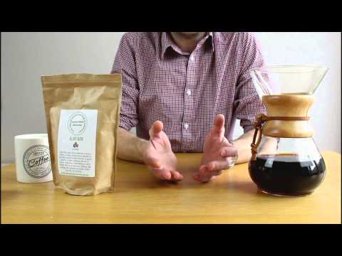 COFFEE REVIEW : The Delicious Coffee Company – All Day Blend (with Chemex)