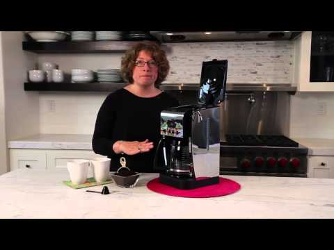 Cuisinart Brew Central® 14-Cup Coffeemaker (DCC-2600CH) Demo Video
