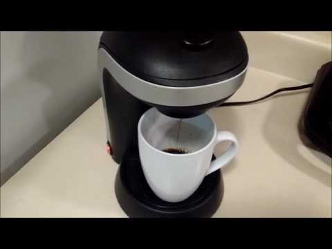Kitchen Selectives Single Drip One Cup Coffee Maker Review
