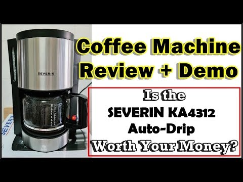 Best Coffee Maker Machine? | Severin Review Singapore