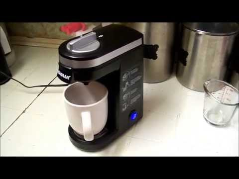 Aicok K-cup Coffeemaker review
