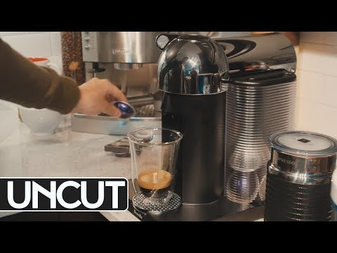 Nespresso VertuoLine Coffee and Espresso Machine Review – UNCUT
