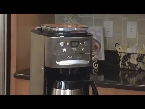 Best Grind And Brew Coffee Maker 2018 -Review