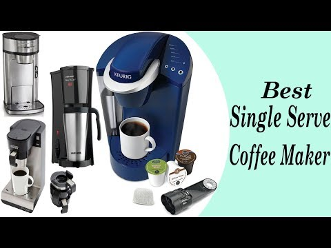 Best Single Serve Coffee Maker | Single Serve Coffee Makers Review | Best Coffee Makers | Top+
