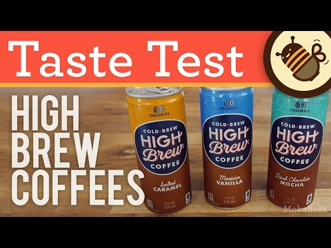 High Brew Cold Brew Coffee – Review & Taste Test