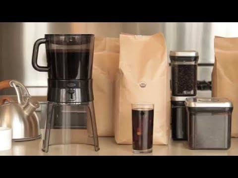 OXO Cold Brew Coffee Maker Review