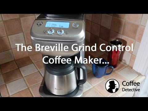 Breville Grind Control Brewer Review