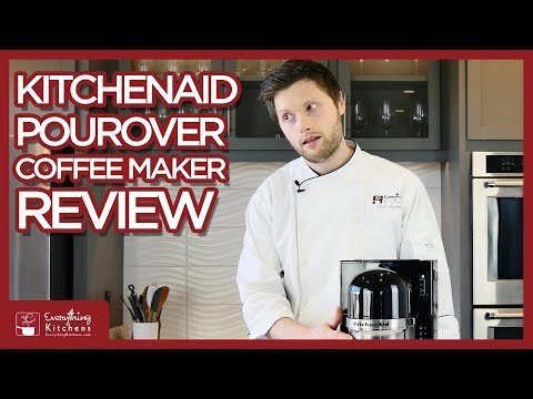 KitchenAid Coffee Maker Pour Over Review