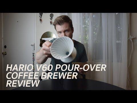 Brew clean pour-over coffee with Hario V60 – Review