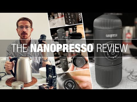 Nanopresso Review (Part 1) – The Best Portable Espresso Coffee Machine