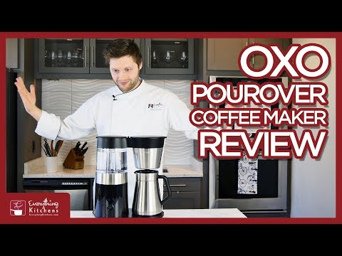 Oxo Coffee Maker Barista Brain Pour Over Review