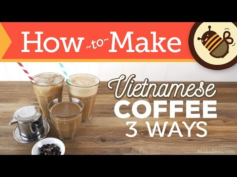 How to Make Vietnamese Coffee – 3 Ways (Hot, Iced & Shaken)