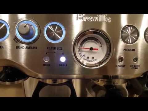 Breville BES870XL Barista Express Espresso Machine – ¡Review En Español!
