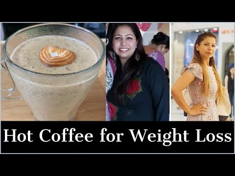 Hot Coffee Recipe for Weight Loss | How To Make Hot Coffee to Lose Weight at Home | Fat to Fab