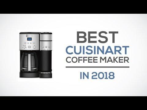 Best Cuisinart Coffee Maker Reviews 2018