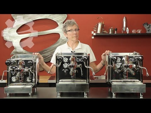 Izzo Espresso Machines | Sneak Peek