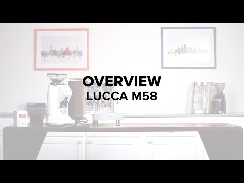 LUCCA M58 by Quick Mill Espresso Machine Review