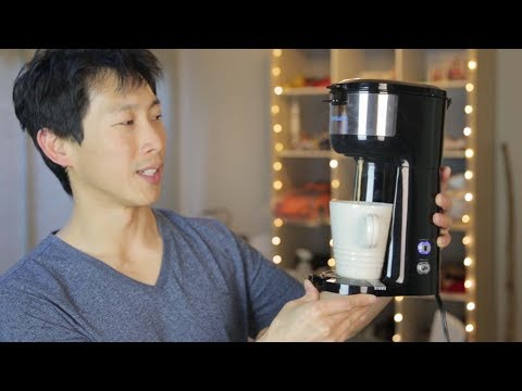 Hamswan Single Serve Coffee Maker