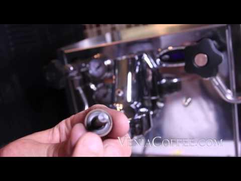 E61 Group Maintenance – Espresso Machine Repair