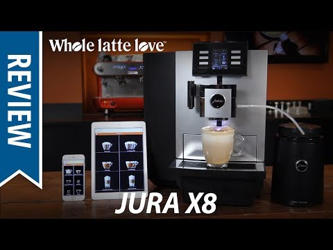 Review: Jura X8 Super Automatic Espresso machine