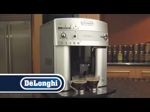 DeLonghi Magnifica Fully Automatic Espresso Machine