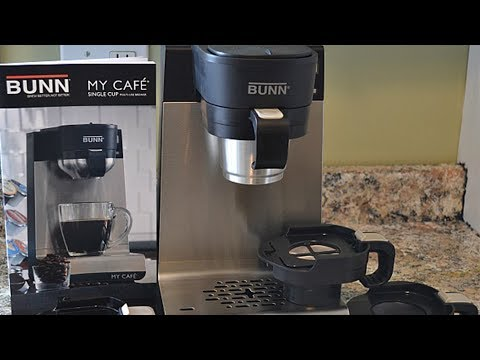 2019: Bunn MCU Single Cup Multi-Use Home Coffee Brewer Review
