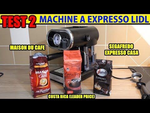 lidl machine a expresso silvercrest test espresso machine espressomaschine sem 1100