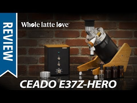 Review: Ceado E37Z-Hero Single Dose, Zero Retention Coffee Grinder