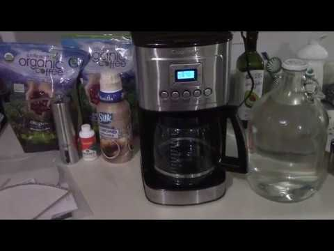14 Cup Cuisinart Coffee Maker DCC-3200 Review