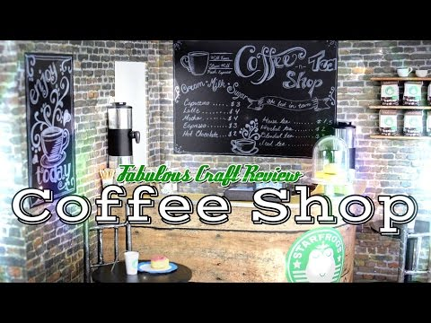 Fabulous Craft Review: Doll Coffee Shop