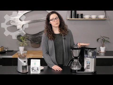 Motif Elements Drip Coffee Maker | Crew Review