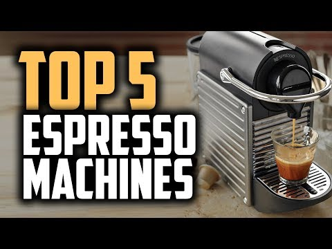 Best Espresso Machines in 2019 | 5 Options For Espresso Lovers