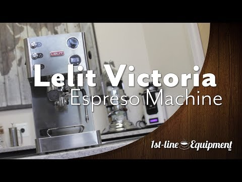 Lelit Victoria Espresso Machine
