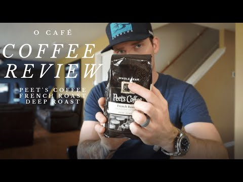 Peet's French Roast Coffee Review