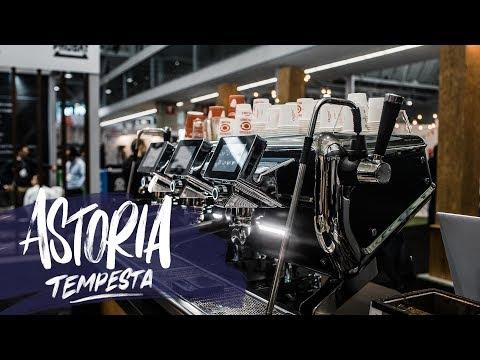 Astoria Tempesta Espresso Machine at the Specialty Coffee Expo (2019)
