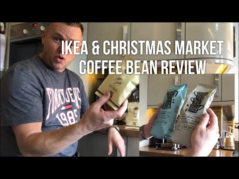 Coffee Bean Review, Ikea & Christmas Market Blends, My Coffee Journey episode 20