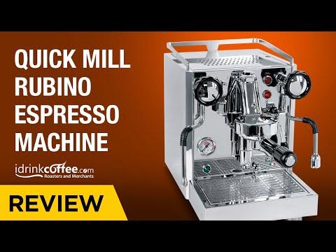 Quick Mill Rubino Compact E61 Espresso Machine