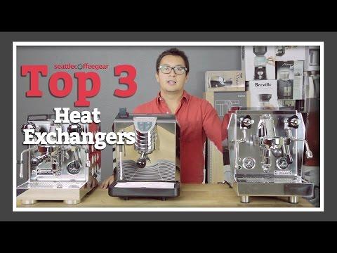 Top 3 Heat Exchanger Espresso Machines | SCG's Top Picks