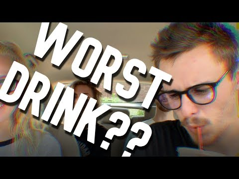 TERRIBLE Drink from DUNKIN! (Banana Split Coffee Review)