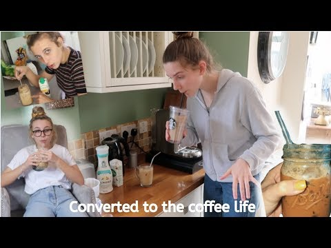 Coffee Hater tries Emma Chamberlain's coffee recipe