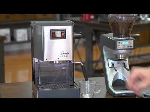 iDrinkCoffee.com Review – Gaggia Classic Espresso Machine