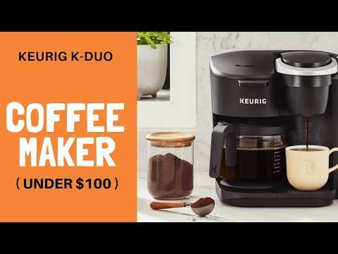 Keurig K-Duo Essentials Coffee Maker | Coffee Maker Review 2019