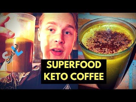 SUPERFOOD KETO COFFEE RECIPE Better Than Bulletproof Coffee