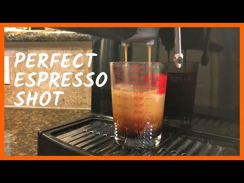 Pulling the Perfect Espresso Shot with Mr Coffee ECMP50 Espresso Machine