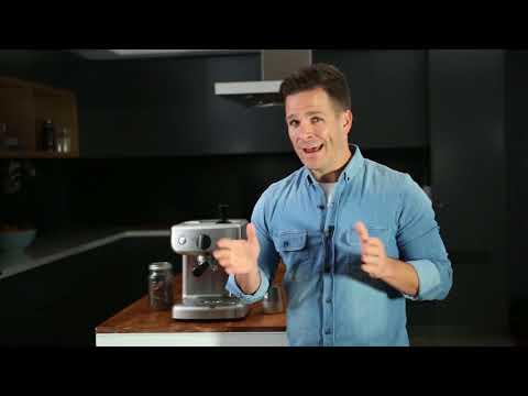 How to Froth Milk using the Sunbeam Mini Barista Espresso Machine