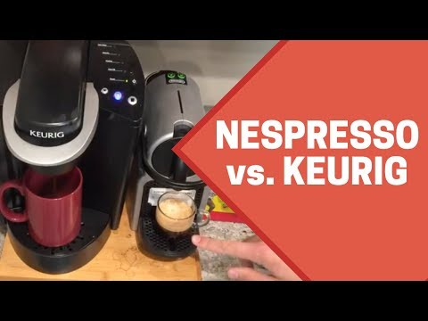Nespresso vs Keurig Review