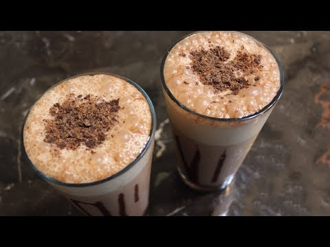 Cold Coffee Recipe – Thick & Creamy Cold Coffee Recipe by (Cook with Madeeha)
