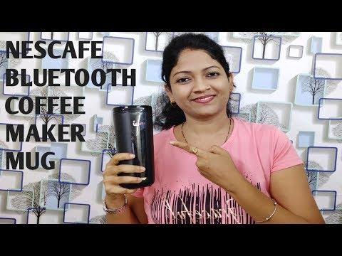 Nescafe E Smart Coffe Maker Review and Demo | Nescafe Coffee Machine How To Use