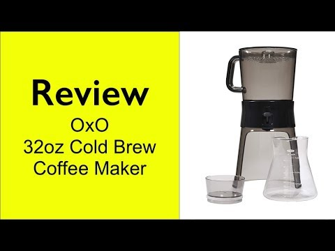 Review  OXO Cold Brew Coffee Maker (32 Ounces)