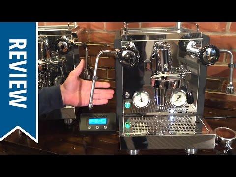 Review: Rocket R60V Espresso Machine Overview